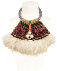 Anita Quansah London - The Jata Necklace - Lyst