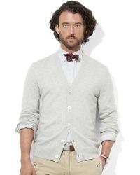 Polo Ralph Lauren Cashmere V-neck Cardigan - Lyst