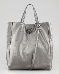Rachel Zoe - Eve Day Tote Bag Pewter - Lyst