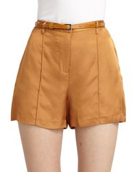 Elizabeth And James Willie Shorts - Lyst
