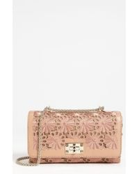 Valentino Small Lace Bag pink - Lyst