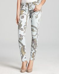Citizens of Humanity Jeans Avedon Skinny in Chinoiserie Print - Lyst