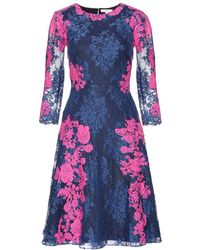 Erdem Lily Lace Dress - Lyst