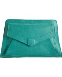 Proenza Schouler Two way Zip Clutch - Lyst