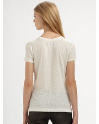 Rag & Bone/JEAN The Classic Tee - Lyst