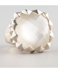 Stephen Webster Superstud Mother of Pearl Ring - Lyst
