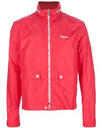 DSquared2 Zip Fastening Jacket - Lyst