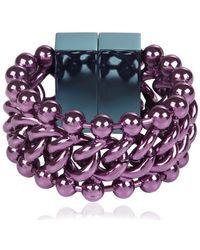 Bex Rox - Ball Chain Bracelet - Lyst