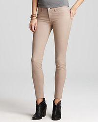 J Brand Jeans 901 Low Rise Skinny in Coated Kenya - Lyst