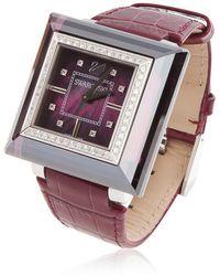 Swarovski - Rock N Light Diamonds Watch - Lyst