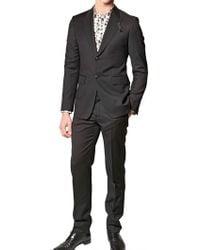 Viktor & Rolf - Stretch Saglia Suit - Lyst