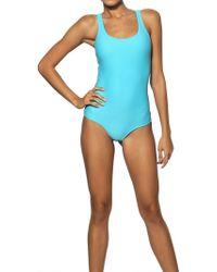 Fausto Puglisi - Lycra Bodysuitswimsuit - Lyst