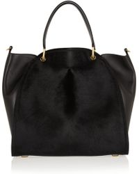 Maiyet - Large Peyton Calf Hair and Leather Shopper - Lyst