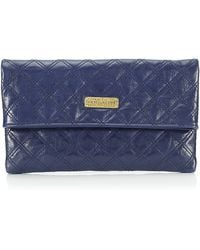 Marc Jacobs Quilted Clutch - Lyst