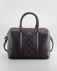 Givenchy Lucrezia Quilted Medium Satchel Bag - Lyst