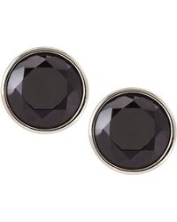 MICHAEL Michael Kors | Round Stud Earrings | Lyst