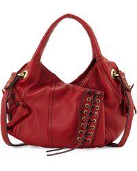 orYANY - Heather Stitchup Mini Crossbody Bag - Lyst