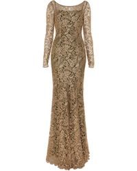 Temperley London Long Ariel Dress - Lyst