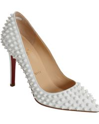 Christian Louboutin Pigalle Spikes - Lyst