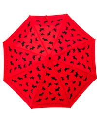 Boutique Moschino Its Raining Cats and Dogs Umbrella