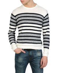 Armani Jeans Jumper - Lyst