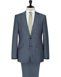 Reiss Florence Two Button Wool Mohair Suit - Lyst