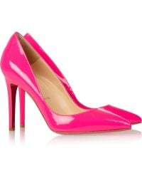 Christian Louboutin The Pigalle Pumps - Lyst