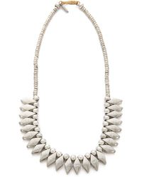 Vanessa Mooney Sight Of Day Necklace - Lyst