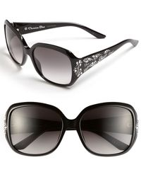 Dior Oversized 57mm Sunglasses - Lyst