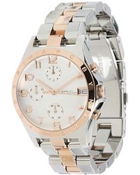 Marc By Marc Jacobs Mbm3070 - Henry Chronograph - Lyst