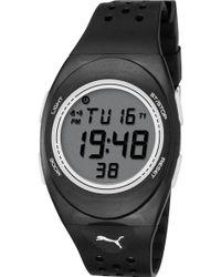 PUMA | Faas 250 Digital Sport Watch | Lyst