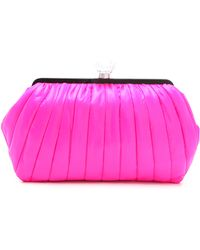 By Malene Birger - Kvinta Nylon Quilted Clutch - Lyst