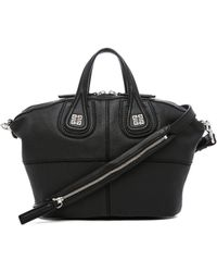 Givenchy Micro Nightingale in Black - Lyst