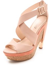 Boutique 9 - Umberta Wedge Sandals - Lyst