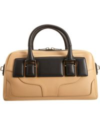 Narciso Rodriguez - Twotone Bauletto Bag - Lyst