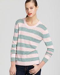 Marc By Marc Jacobs Sweater Winnie Stripe - Lyst