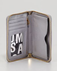 Marc By Marc Jacobs - Classic Q Wingman Wristlet Zip Wallet - Lyst