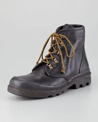 Ralph Lauren - Ruban Lacup Boot - Lyst