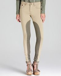 Burberry Brit Pilton Riding Jeans - Lyst