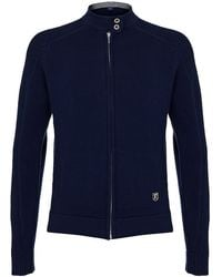 Façonnable - Full Zip Jumper - Lyst