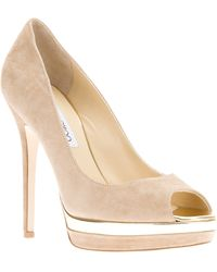 Jimmy Choo Torte Pumps - Lyst