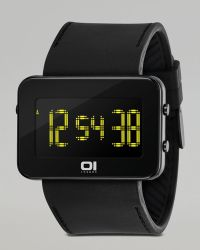 01 The One Watches - Led Digital Watch - Lyst