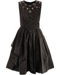 Jason Wu Radzimer Embellished Dress black - Lyst