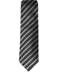 Zara Striped Tie - Lyst