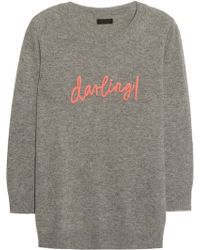 J.Crew Darling Cashmere Sweater - Lyst