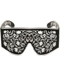 KTZ - Metal Embroidery Sunglasses - Lyst