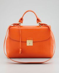 Marc Jacobs The Satchel Bag - Lyst