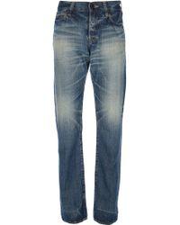 PRPS Boyfriend Straight Leg Jeans - Lyst