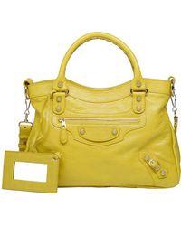 Balenciaga Shoulder Bag - Lyst