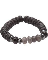 Ocnarf Sairutsa - Multi Bead Bracelet - Lyst